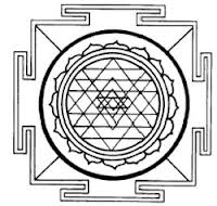 Star of David in Chakra